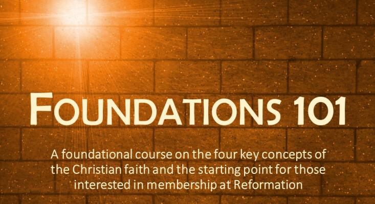 Foundations 101