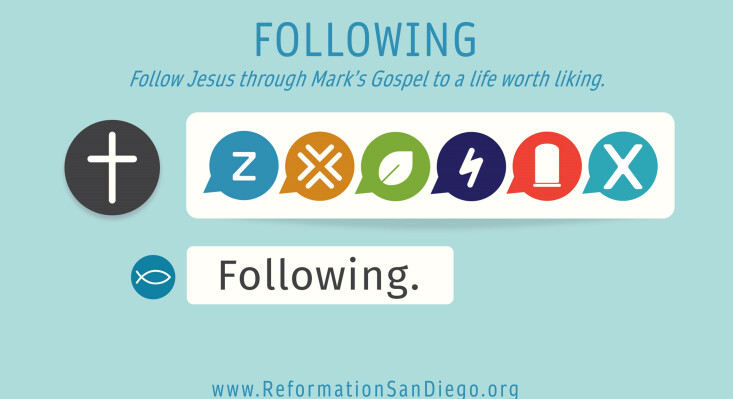 Following: A Worship Series for June-July 2021